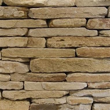 Bukskin Tumbled Natural Wall